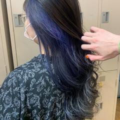 外国人風 外国人風カラー 圧倒的透明感 暗髪女子 ヘアスタイルや髪型の写真・画像