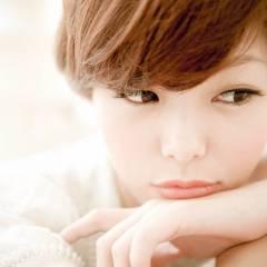 大人かわいい モテ髪 ショート 愛され ヘアスタイルや髪型の写真・画像