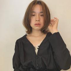 ウルフカット フェミニン ミニボブ ボブ ヘアスタイルや髪型の写真・画像