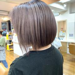 グラデーションカラー ハイライト コントラストハイライト ストリート ヘアスタイルや髪型の写真・画像