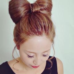 ショート セミロング 大人かわいい ガーリー ヘアスタイルや髪型の写真・画像