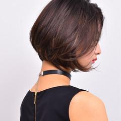 ナチュラル ヘアアレンジ 簡単ヘアアレンジ ボブ ヘアスタイルや髪型の写真・画像