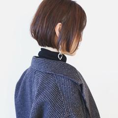 ショート ショートヘア ナチュラル ショートボブ ヘアスタイルや髪型の写真・画像