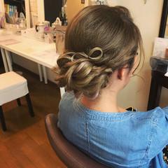 エクステ ヘアアレンジ 成人式 ロング ヘアスタイルや髪型の写真・画像