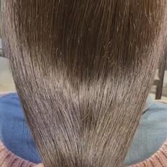 ロング 大人ロング oggiotto ミルクティーベージュ ヘアスタイルや髪型の写真・画像
