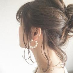 ヘアアレンジ 外国人風 ショート 簡単ヘアアレンジ ヘアスタイルや髪型の写真・画像