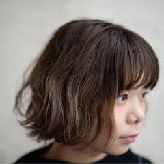 グラデーションカラー アッシュ 外国人風 ハイライト ヘアスタイルや髪型の写真・画像