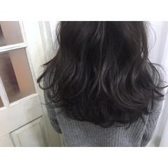 外国人風 ブルージュ ガーリー アッシュ ヘアスタイルや髪型の写真・画像