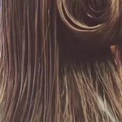 アッシュ ボブ ガーリー 外国人風 ヘアスタイルや髪型の写真・画像