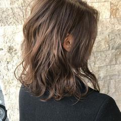モテボブ 外ハネボブ ボブ ナチュラル ヘアスタイルや髪型の写真・画像