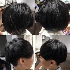 髪質改善 ストリート ショート トリートメント ヘアスタイルや髪型の写真・画像