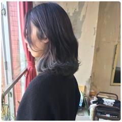 アンニュイほつれヘア ヘアアレンジ ナチュラル ヘアカラー ヘアスタイルや髪型の写真・画像