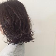 色気 グラデーションカラー ハイライト ボブ ヘアスタイルや髪型の写真・画像