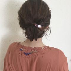 ヘアアレンジ 二次会 ショート 結婚式 ヘアスタイルや髪型の写真・画像
