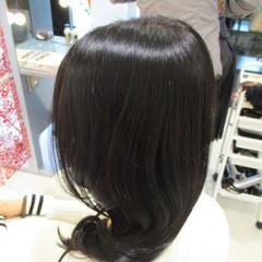 イルミナカラー ヘアアレンジ 艶髪 モテ髪 ヘアスタイルや髪型の写真・画像