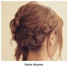 ガーリー ストリート モテ髪 フェミニン ヘアスタイルや髪型の写真・画像