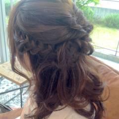 愛され ゆるふわ フェミニン コンサバ ヘアスタイルや髪型の写真・画像