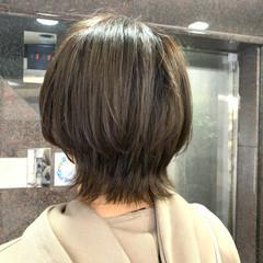 ウルフカット ショート ストリート ショートボブ ヘアスタイルや髪型の写真・画像