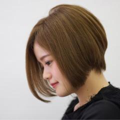 色気 ショート ヘアアレンジ オフィス ヘアスタイルや髪型の写真・画像