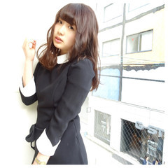 かわいい インナーカラー ゆるふわ 色気 ヘアスタイルや髪型の写真・画像