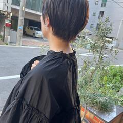 ベリーショート ショートボブ ショートヘア ショート ヘアスタイルや髪型の写真・画像