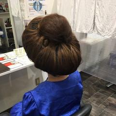 成人式 結婚式 ロング モード ヘアスタイルや髪型の写真・画像
