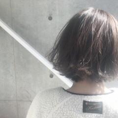 ナチュラル 外国人風カラー アンニュイ アッシュ ヘアスタイルや髪型の写真・画像