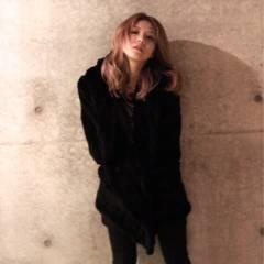 モード ミディアム ストリート 外国人風 ヘアスタイルや髪型の写真・画像