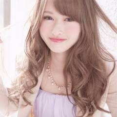 モテ髪 大人かわいい 愛され 春 ヘアスタイルや髪型の写真・画像