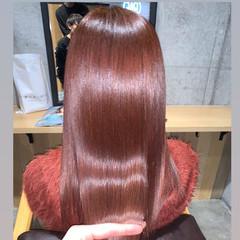 トリートメント oggiotto ナチュラル モテ髪 ヘアスタイルや髪型の写真・画像