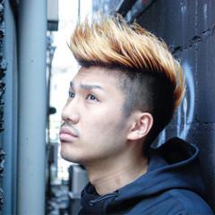 ベリーショート ストリート ショート メンズ ヘアスタイルや髪型の写真・画像