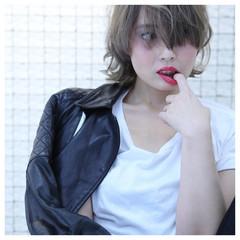 ビジュアル系 ショート レイヤーカット マッシュ ヘアスタイルや髪型の写真・画像