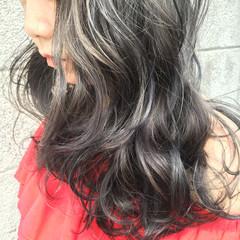 黒髪 結婚式 ロング ガーリー ヘアスタイルや髪型の写真・画像