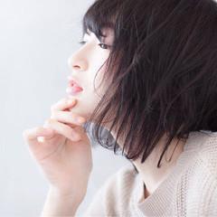 小顔 秋 色気 こなれ感 ヘアスタイルや髪型の写真・画像