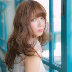ガーリー フェミニン 愛され 大人かわいい ヘアスタイルや髪型の写真・画像