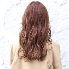 透明感 秋 ナチュラル 大人かわいい ヘアスタイルや髪型の写真・画像