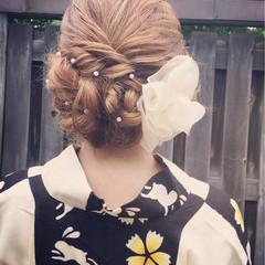 セミロング ゆるふわ 大人かわいい フェミニン ヘアスタイルや髪型の写真・画像