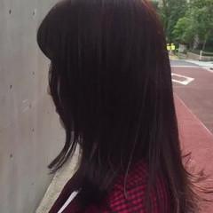 ミディアム ナチュラル 透明感 デート ヘアスタイルや髪型の写真・画像