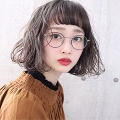 愛され モテ髪 グレージュ ナチュラル ヘアスタイルや髪型の写真・画像