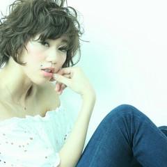 大人女子 暗髪 アッシュ かっこいい ヘアスタイルや髪型の写真・画像