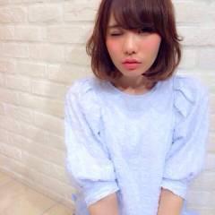 大人かわいい モテ髪 ガーリー フェミニン ヘアスタイルや髪型の写真・画像