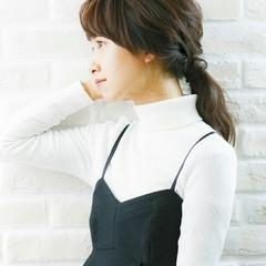 パーマ 簡単ヘアアレンジ 簡単 ショート ヘアスタイルや髪型の写真・画像