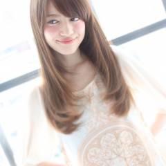 春 フェミニン パンク コンサバ ヘアスタイルや髪型の写真・画像