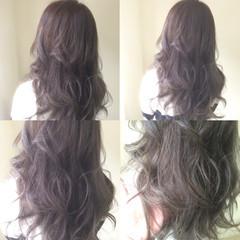 春 ストリート 渋谷系 大人かわいい ヘアスタイルや髪型の写真・画像