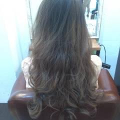 巻き髪 ヘアアレンジ ロング ヘアスタイルや髪型の写真・画像