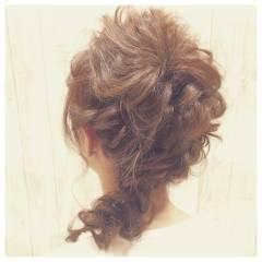 ナチュラル ゆるふわ 愛され フェミニン ヘアスタイルや髪型の写真・画像