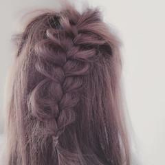 大人女子 小顔 こなれ感 ミルクティー ヘアスタイルや髪型の写真・画像