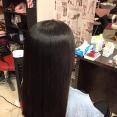 髪質改善トリートメント サイエンスアクア 最新トリートメント ナチュラル ヘアスタイルや髪型の写真・画像