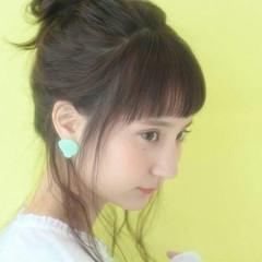ミディアム ショート ピュア アッシュ ヘアスタイルや髪型の写真・画像