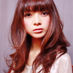 フェミニン ロング コンサバ 艶髪 ヘアスタイルや髪型の写真・画像